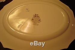 Vintage large tray Windsor Ware Johnson Brothers. Harvest pattern