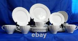 Vtg JOHNSON BROTHERS REGENCY Earthenware Ironstone Service for 6 (30 Pieces)